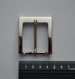 BU40 Gesp zilver 35mm