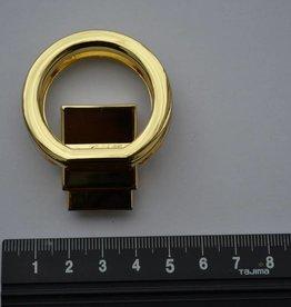 F13 Kliksluiting goud