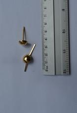 pootjes 12mm met splitpennen