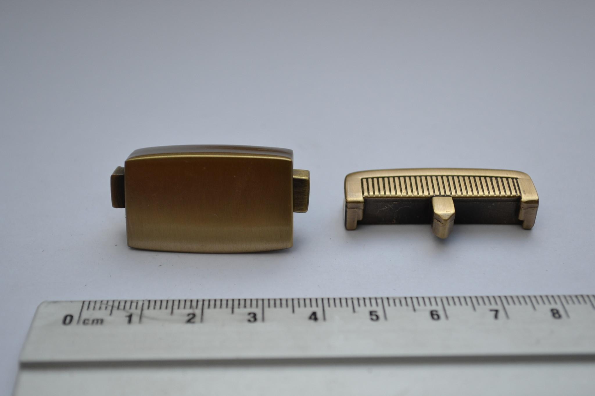 Kliksluiting brons