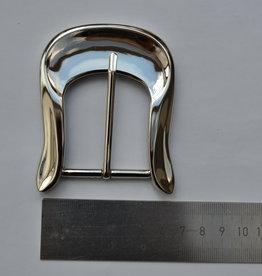 BU25 Gesp zilver 40mm