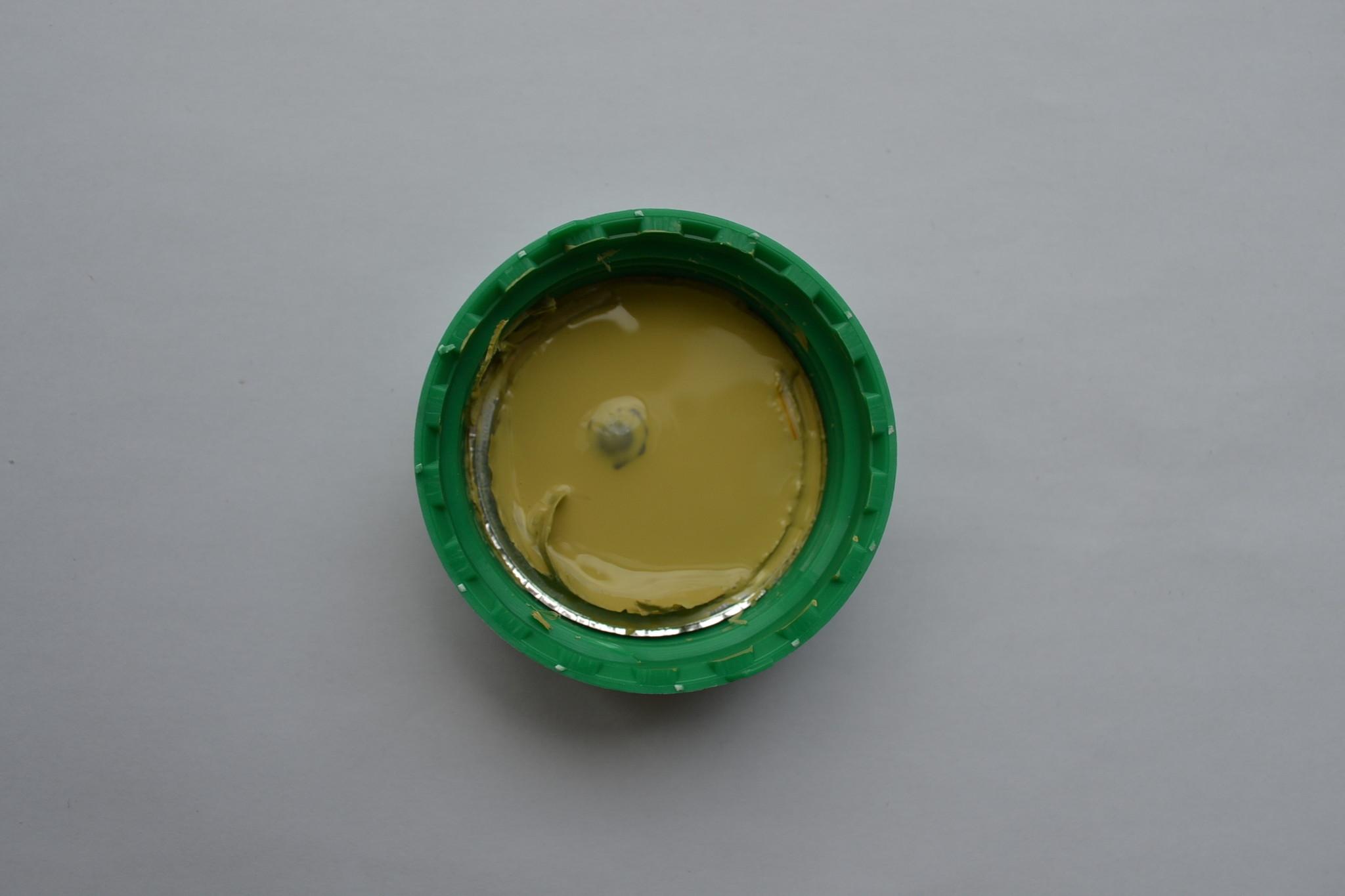 AR 6460/T 503 kanten verf BANANA