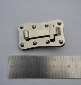 TW11 Sluiting zilver