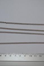 Fijne ketting (alluminium)