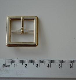 BU79 Gesp 20mm lichtgoud