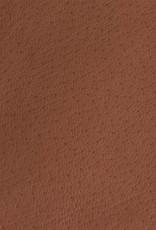 Pigsplit velour Whiskey (warmbruin) 11.75ft