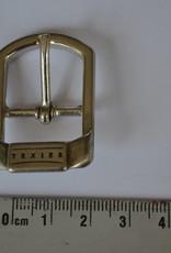 BU28 Gesp met passant zilver 20mm