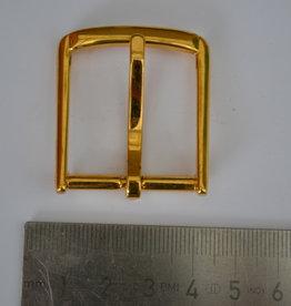 BU37 Gesp goud 30mm