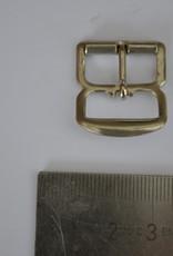 Gesp 15mm zilver