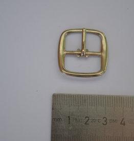 BU69 Gesp zilver 20mm
