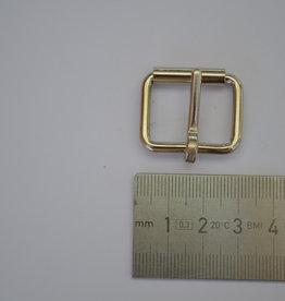 BU71 Rolgesp zilver 23mm