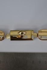25530 RV TW 1 Sluiting goud  (cfr Birkin bag Hermès)