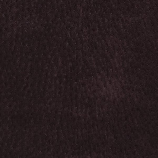 Pigsplit Velour Dark Brown  8,5 voet
