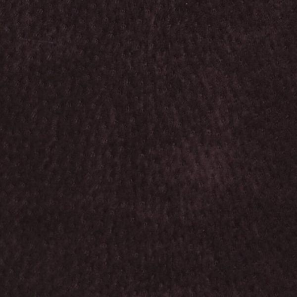 Pigsplit Velour Dark Brown  9.75 voet