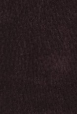 Pigsplit Velour Dark Brown  9 voet