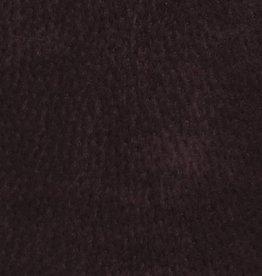 Pigsplit Velour Dark Brown  8  voet