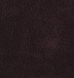 Pigsplit Velour Dark Brown  9.5  voet