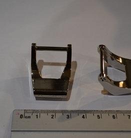 A44 Draagriembevestiging zilver 20mm