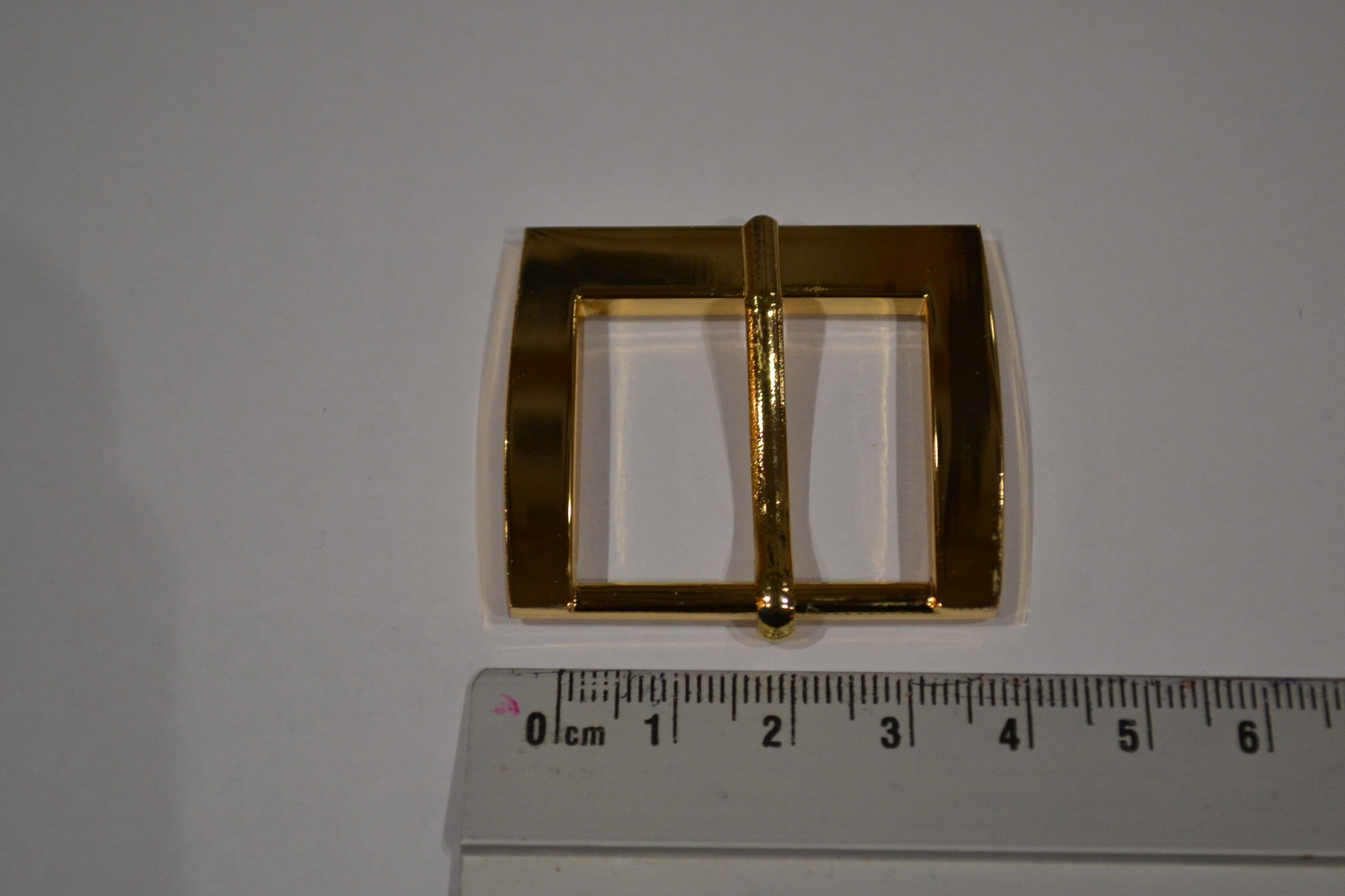 BU45 Gesp goud 30mm