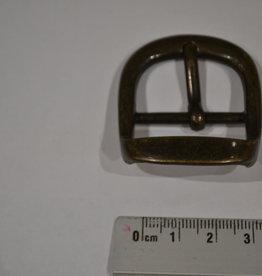 Bu4 Gesp brons 30mm