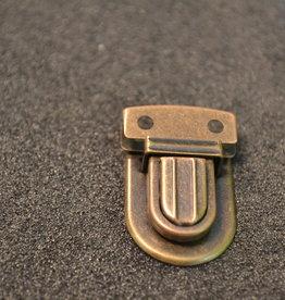 TUC8 Boekentasslot brons