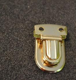 TUC18 Boekentasslot goud