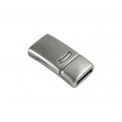 FA3 Armbandsluiting magneet zilver 13mm