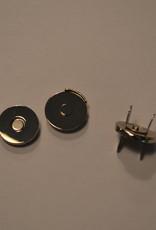 MA2 Ronde magneet 18mm dikte 0.2mm zilver