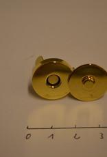 MA18  Ronde magneet 18mm dikte 0.5mm GOUD