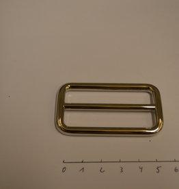 S34 Schuifgesp zilver 50x38mm
