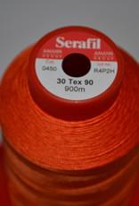 SER30/0450 Serafil garen 30