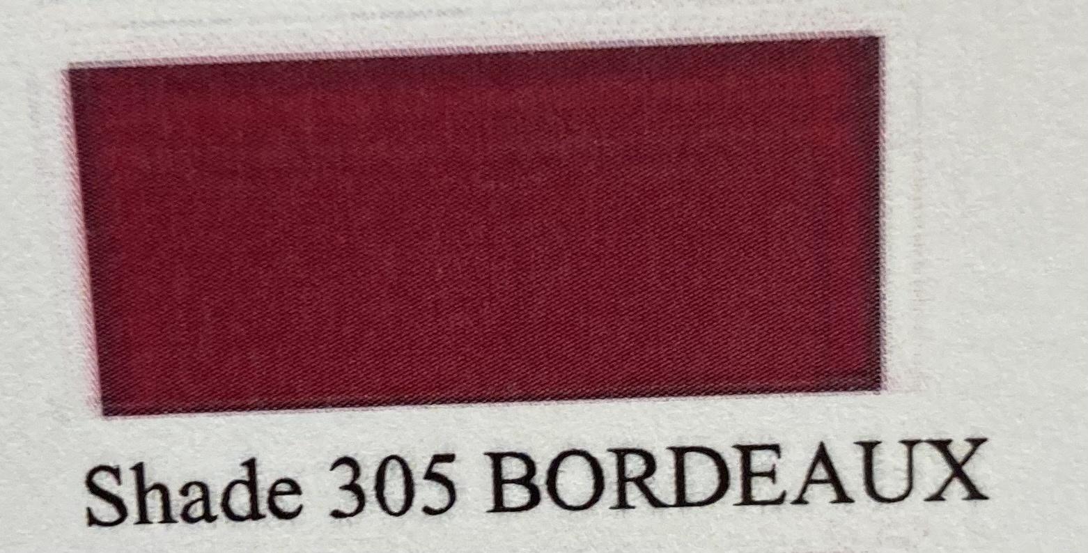 AR 6458/T kantenverf BORDEAUX