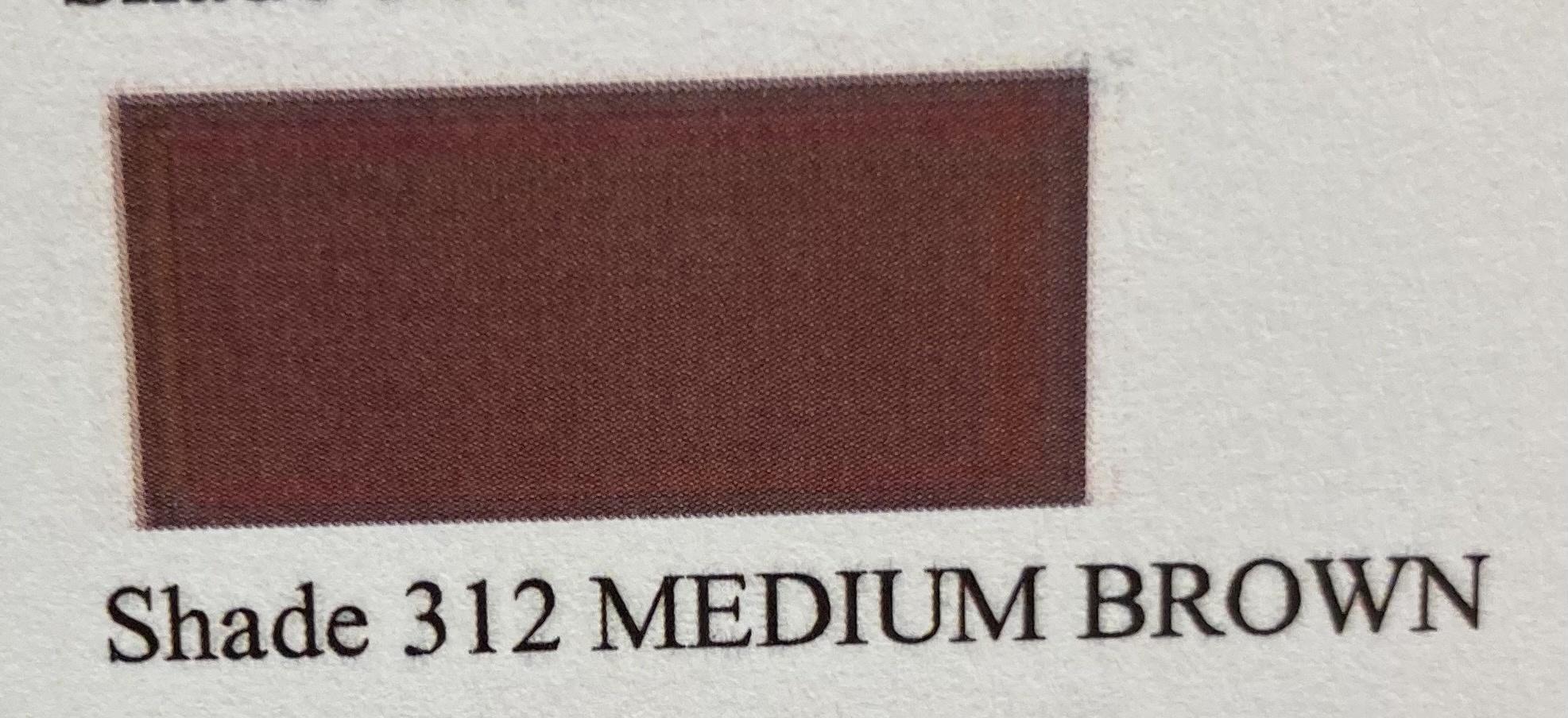 AR 6472/T kantenverf MEDIUM BROWN
