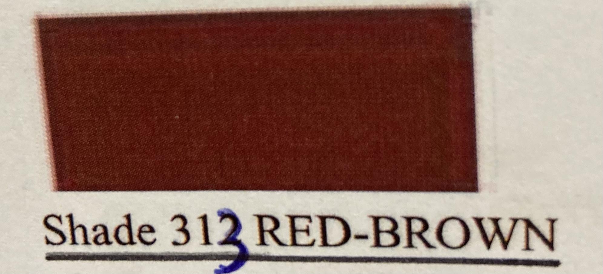 AR 6477/T kantenverf RED BROWN