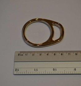 R129  Draagriembevestiging /ring 15mm /30mm