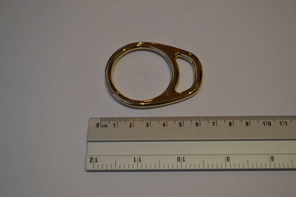 Draagriembevestiging /ring 15mm /30mm