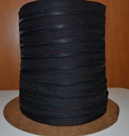 K 580 Rits op rol: zwart