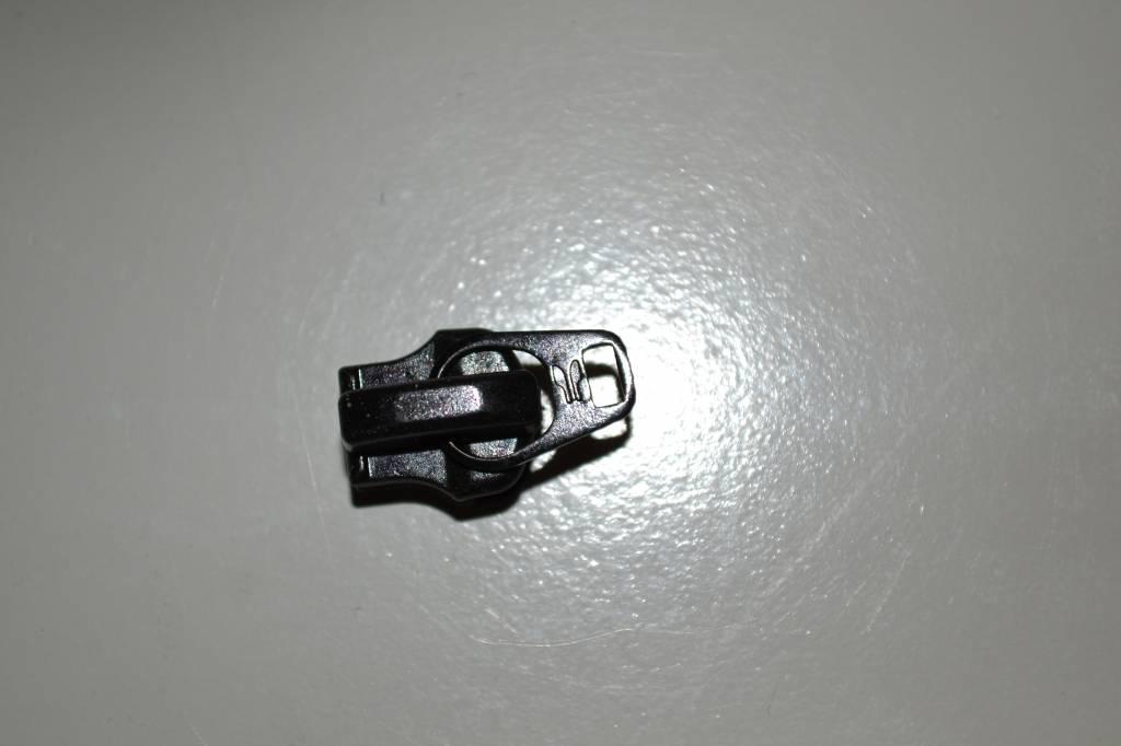 Schuiver zwart  M5 stijgbeugel