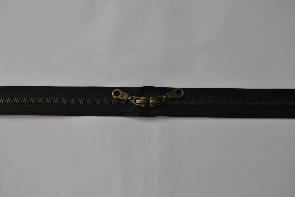 O-rits zwart 80cm