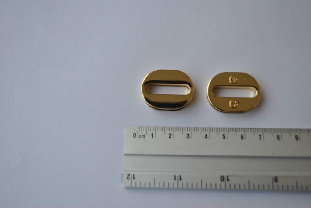 PFT 1083/25 ORCF Oog zilver 25mm