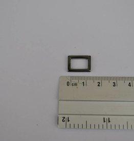 R33 Ring gunmetal 10mm