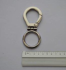 PFT 0033 NK SC34 Musketonhaak zilver