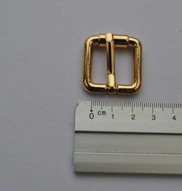 PFT 1087/20 OROV BU41 Gesp goud 20mm