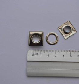VL 40TPQ NKTL BUT16 Zeilring vierkant