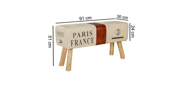 Sky Style Paris Zitbank