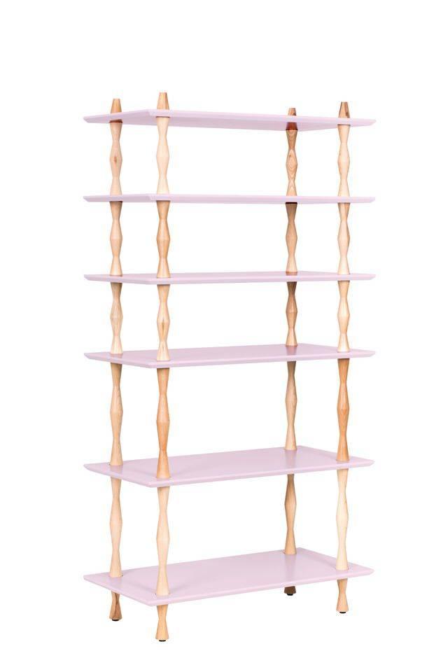 Ragaba Korro Boekenkast Small Roze