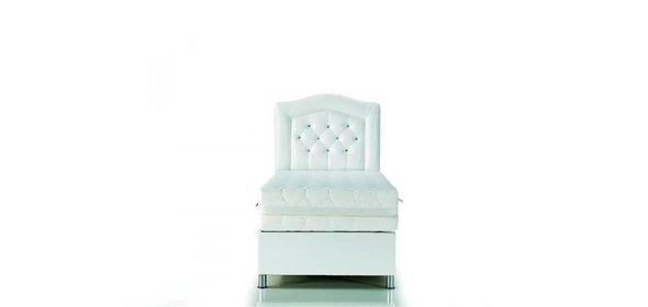 Davidi Design Alvan Opbergbed Wit 90x200