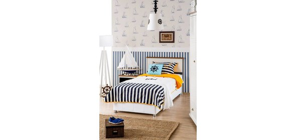 Rocky Admiral Opbergbed 120x200