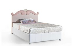 Rosa Opbergbed 120x200