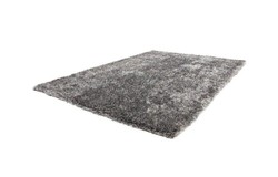 Diamond Vloerkleed 200x290 Grijs/Wit